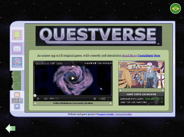 Questverse site