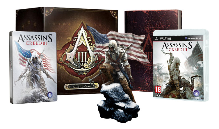 Assassin's creed iii freedom edition (pc) | buy online in south.