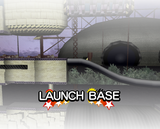 Launch Base 'Classic'