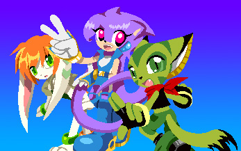 The Evolution Of Freedom Planet Feature Mod Db