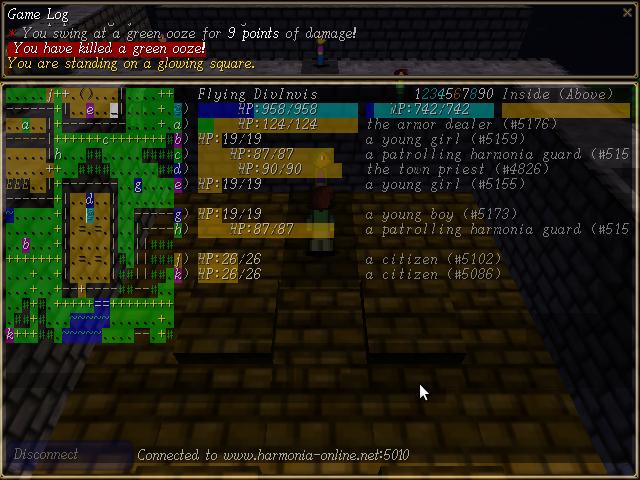 Harmonia Gameplay Screenshot