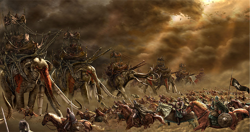 Pelennor Fields News Battles Of Middle Earth Pack For