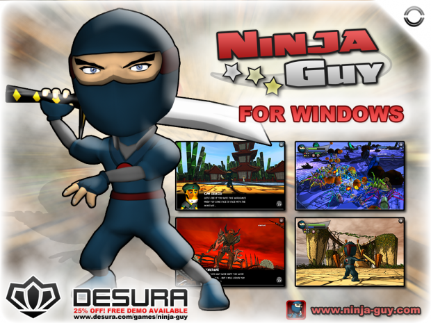 Ninja Guy For Windows