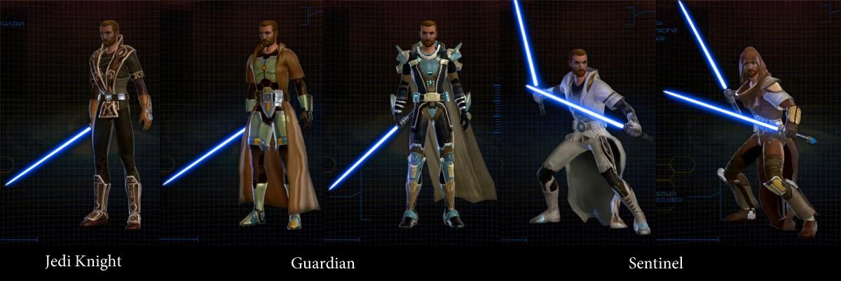 Kotor  Jedi Guardian Build