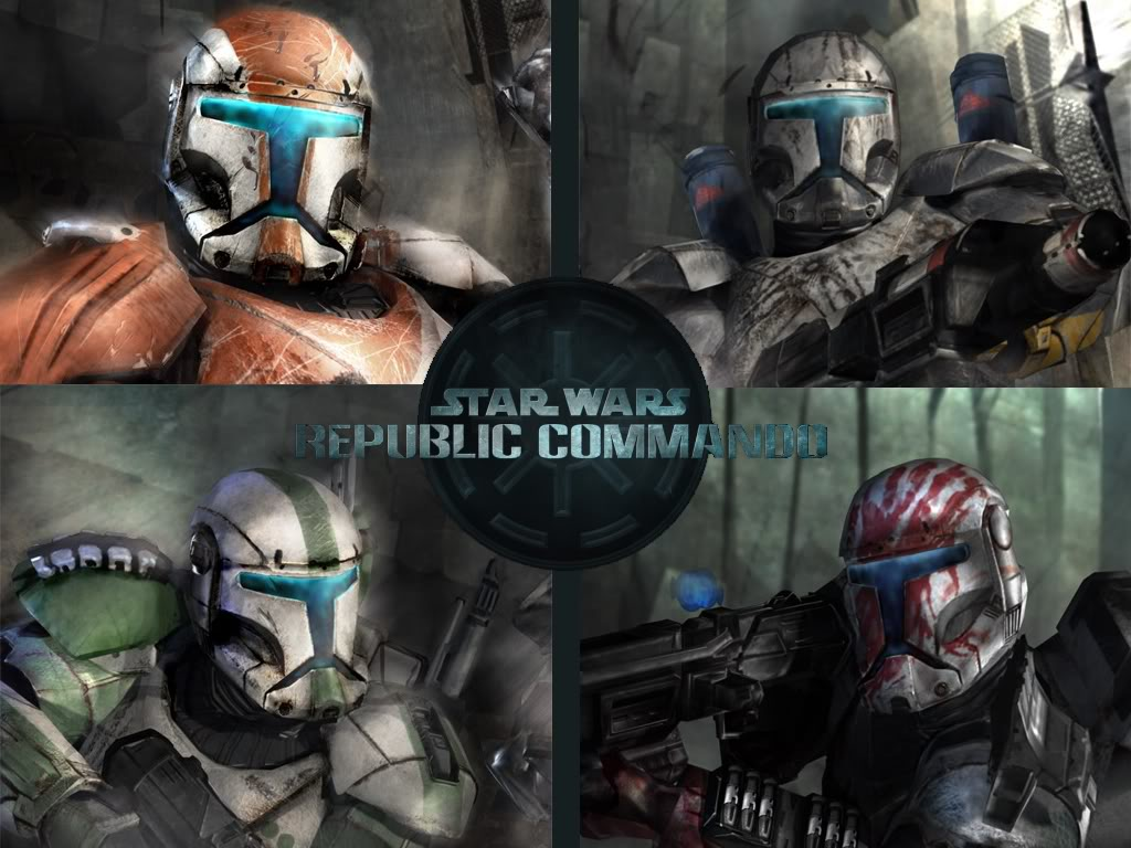 clone commando squad image - photo #11