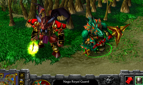 Power of Corruption mod for Warcraft III: Frozen Throne - Mod DB