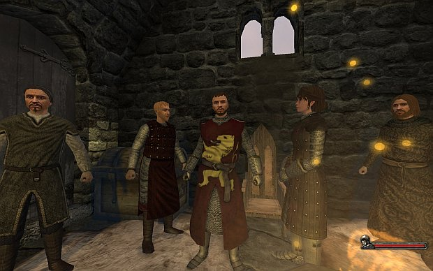 Warband how to set companion as minister