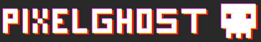 PixelGhost logo