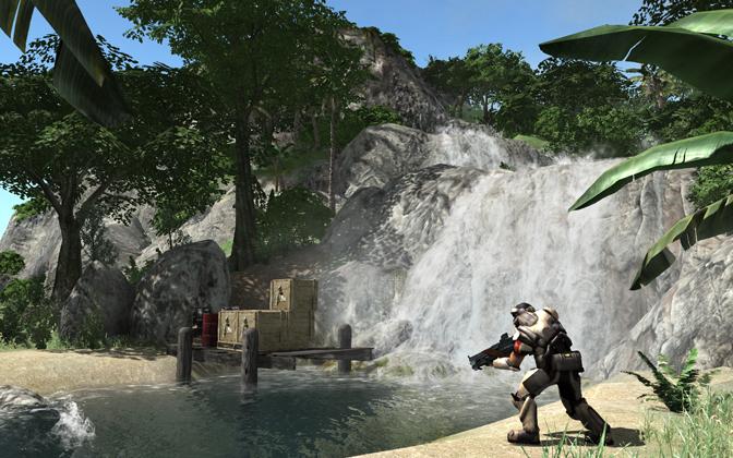 Torque 3D Screenshot