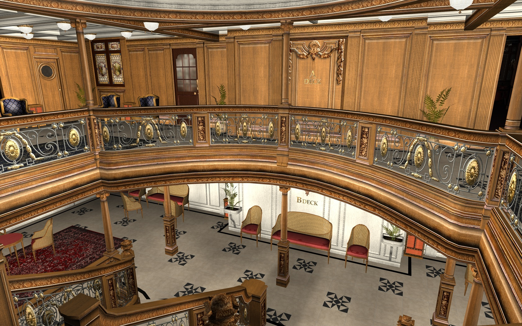 Mafia Titanic Mod Aft Reception Finished news In DB