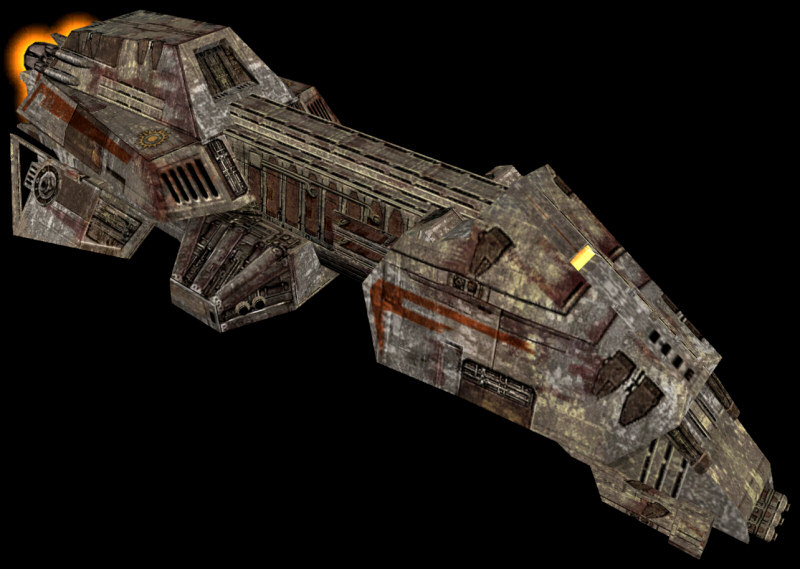 Anyone remmember the star wars empire at war pirate asault frigate