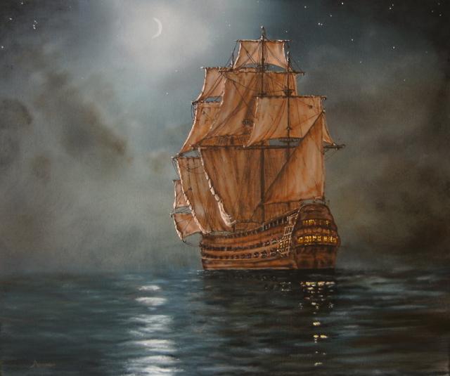 War Galleon Potco