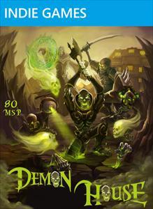Demon House Box Art
