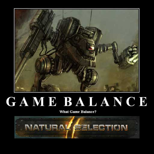 Finally  we are starting to test proposed upcoming balance changes    Natural Selection 2 Lerk