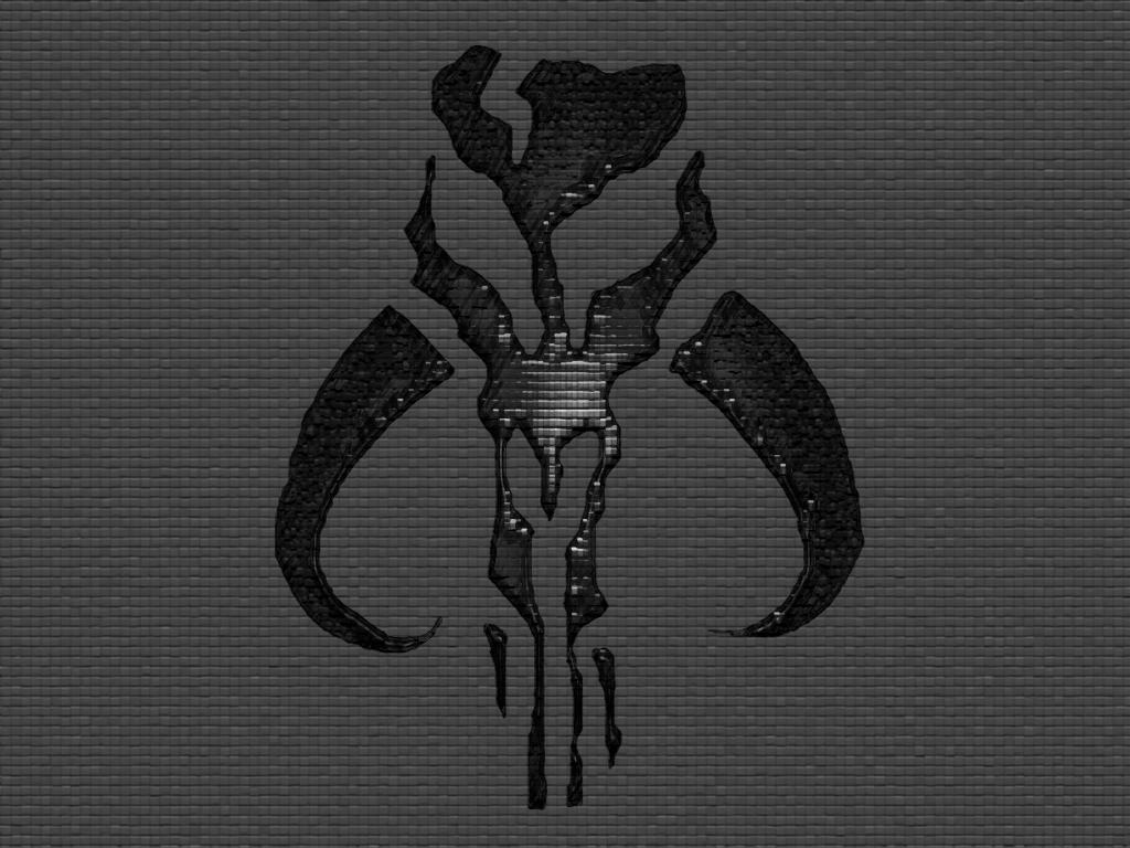 Mandalorian Symbol Wallpaper  WallpaperSafari
