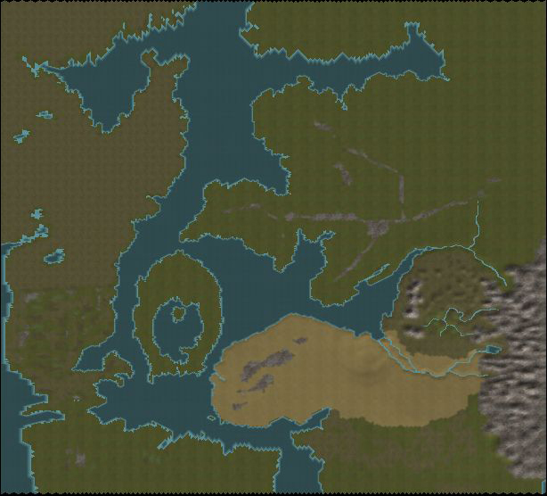 Warsword conquest news mod db world map for the next version here is a very early wip screenshot but it does show you all what areas of the warhammer world you will be playing on gumiabroncs Images