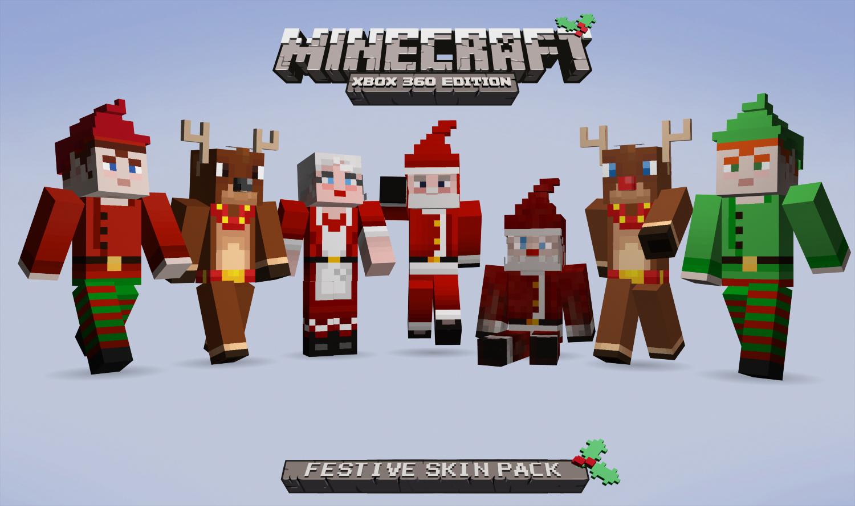 Minecraft Christmas Craft Mod