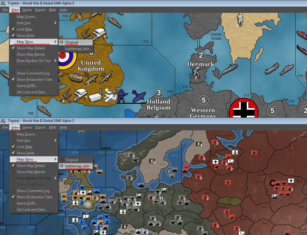 Triplea 1614 released free turn based strategy game news indie db gumiabroncs Image collections