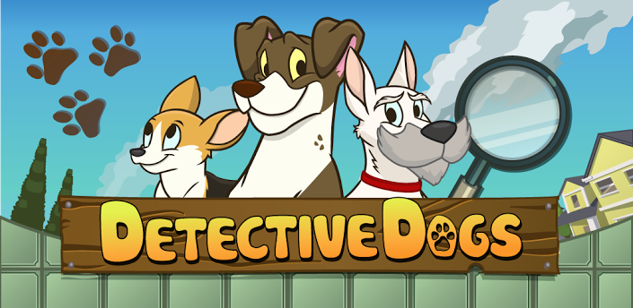 Detective Dogs Header