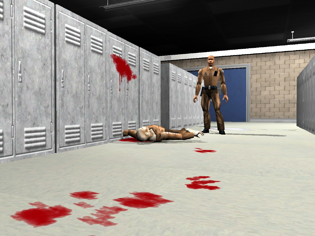 Many NWN horror mods use waves of zombies to create fear. Static uses isolation and loneliness to create suspense.