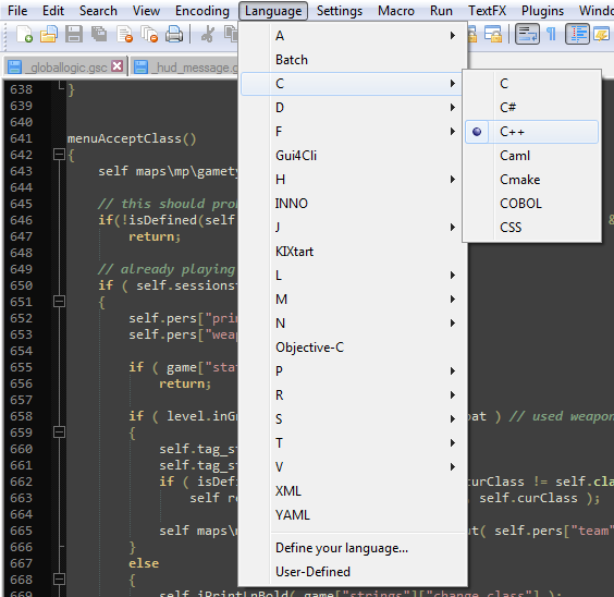 how to change ps4 game language