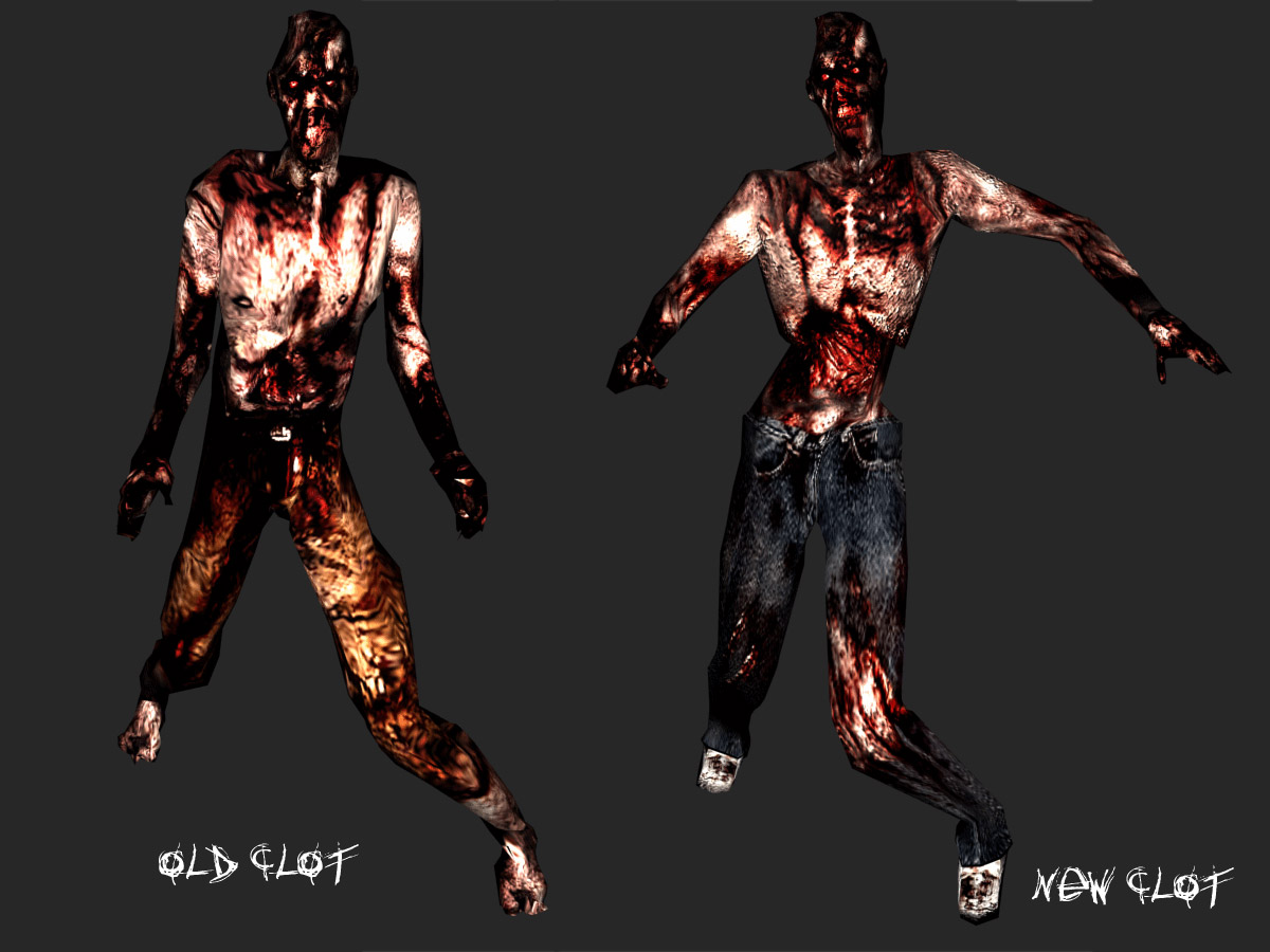 Zombies news killing floor mod for unreal tournament for Killing floor zombies