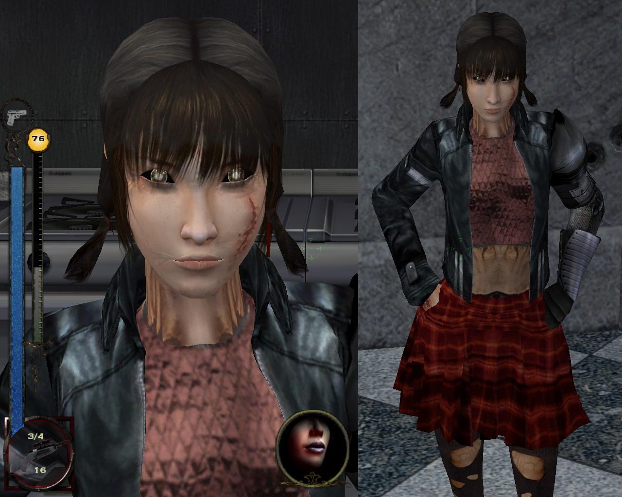 Vampire bloodlines model mods fucked pics