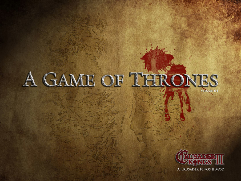 CK2:AGOT 0 4 0 1 released news - Crusader Kings 2: A Game of Thrones