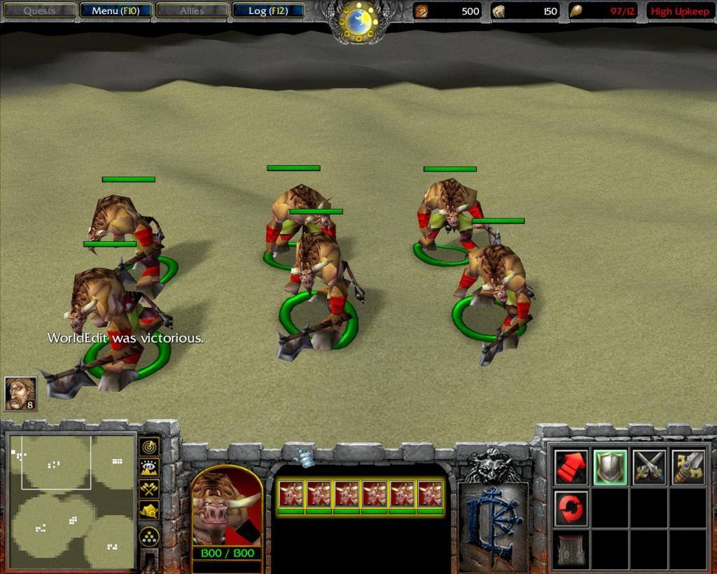 Races 3 news - Warcraft Resurrection mod for Warcraft III