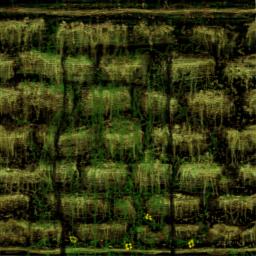 A hidden door