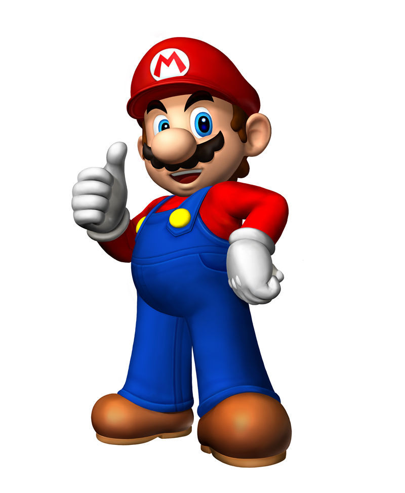 Game characters mario news old school games fans mod db - Image mario a imprimer ...