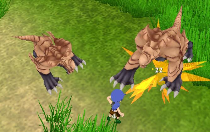 Soul Saga Behemoth Sizes