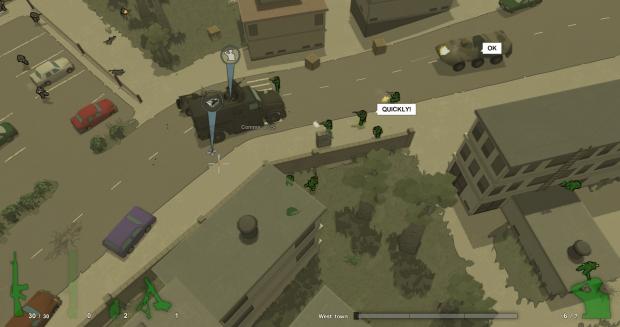 Beta 0.84 with vehicle/infantry squad split