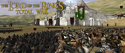 Lord of the rings total war скачать игру