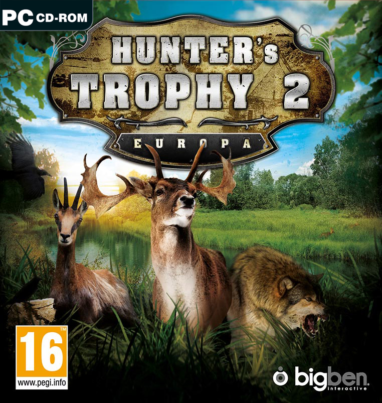 Скачать Hunter's Trophy 2 - Europe (2012/ENG/PC/Win All) .