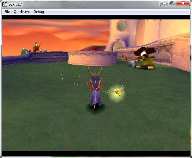 PlayStation one emulator