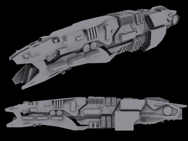 WIP - Cocindril Destroyer