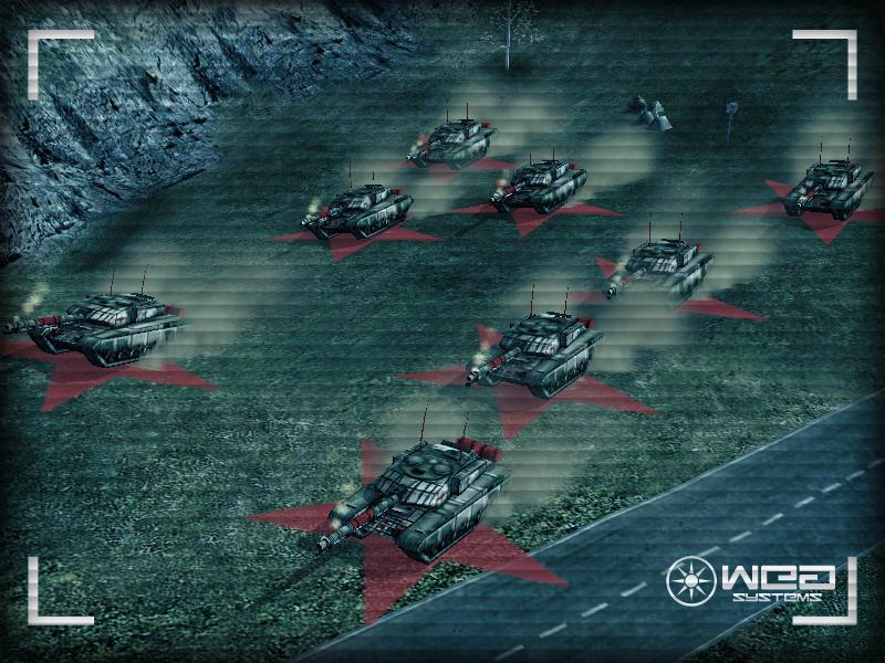 UAN Tanks Advancing