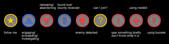 Colonist communication