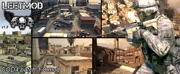Call of duty 4: modern warfare (mac) patch 1. 7 download here.