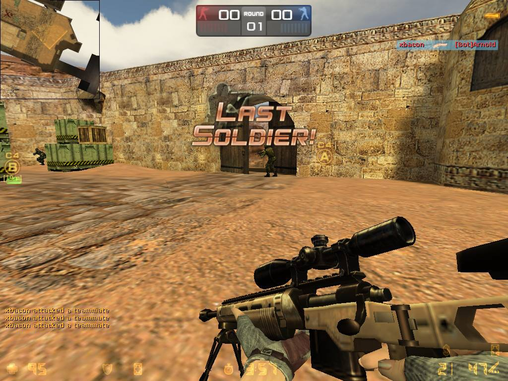 Counter Strike Updater
