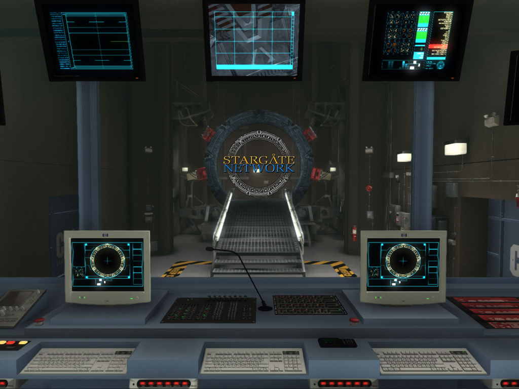 Version 2.0 Release: Control Room! news - Stargate Network
