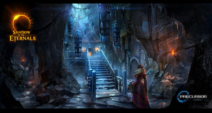 an action/adventure game with horror elements from the creators of Eternal Darkness.
