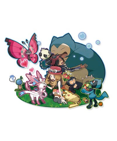 Global trading system pokemon x and y