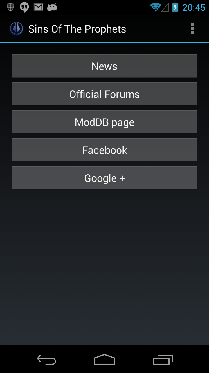 SotP App