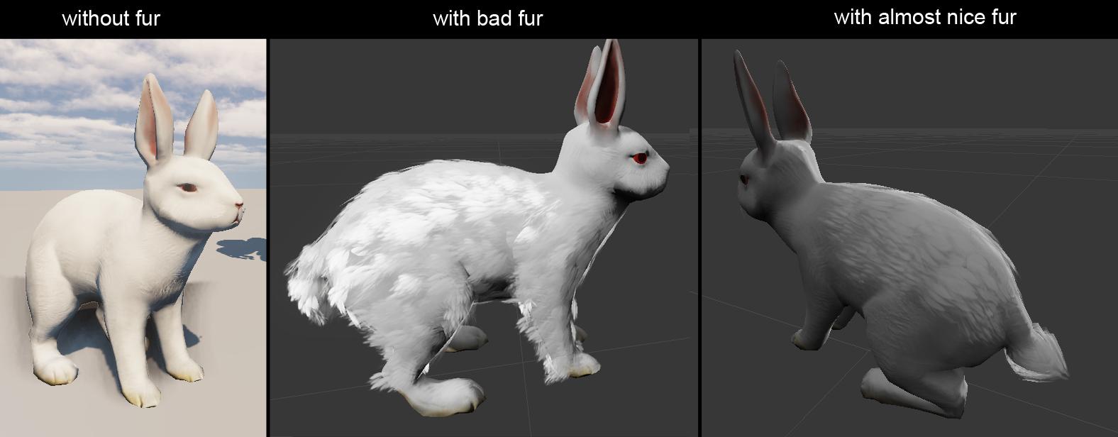 Rabbit Character Update news - Mod DB
