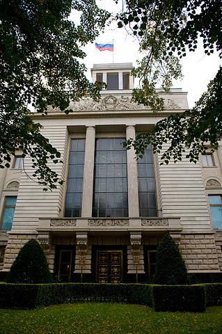Russian Embassy Berlin