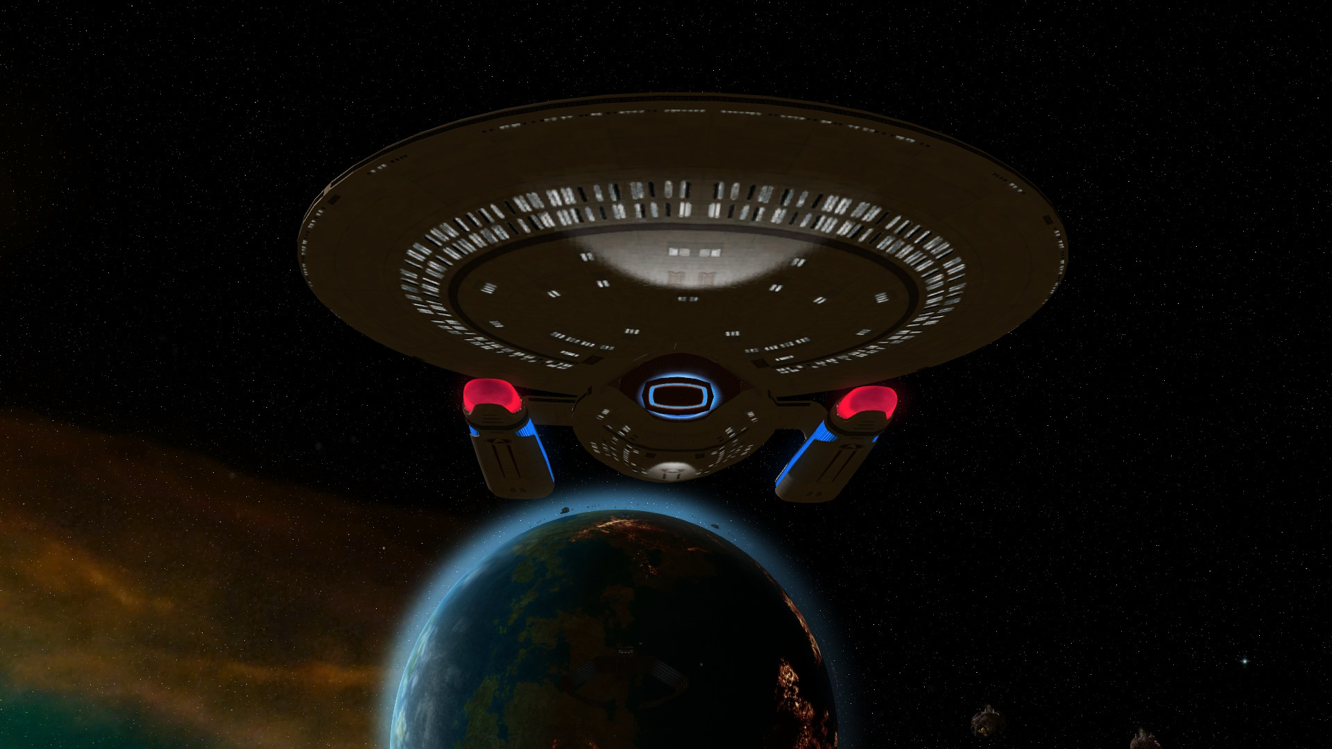 Star Trek Armada 3: Capital Ship Abilities news - Mod DB