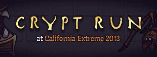 Crypt Run at California Extreme