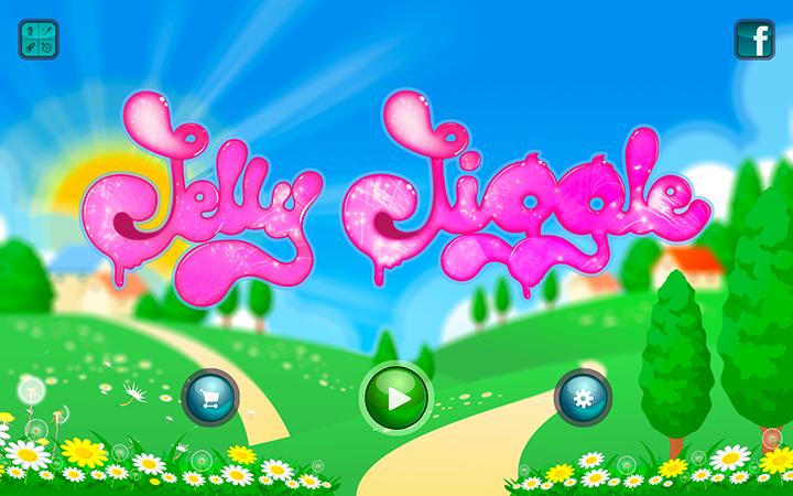 JellyJiggle Main Menu